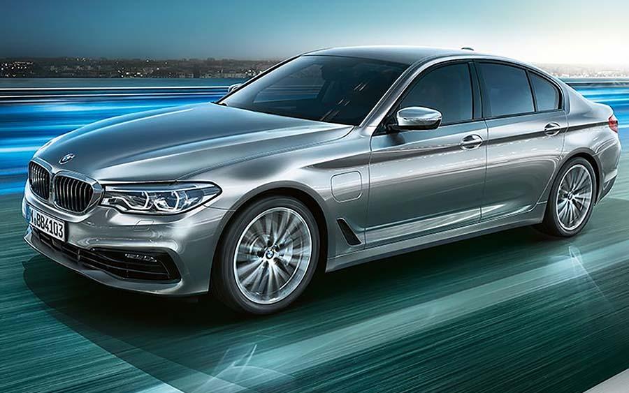 Novo BMW 530e Plug-in Hybrid traz grande inovação para as ruas
