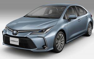 Novo Toyota Corolla 2021, conheça suas versões