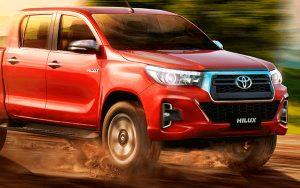 Toyota Hilux Cabine Dupla é uma das queridinhas do Brasil