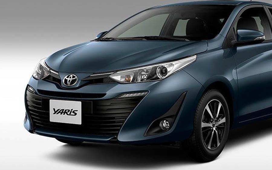 Novo Toyota Yaris Sedan 2021 já chegou, com motor 1.5 e em cinco versões