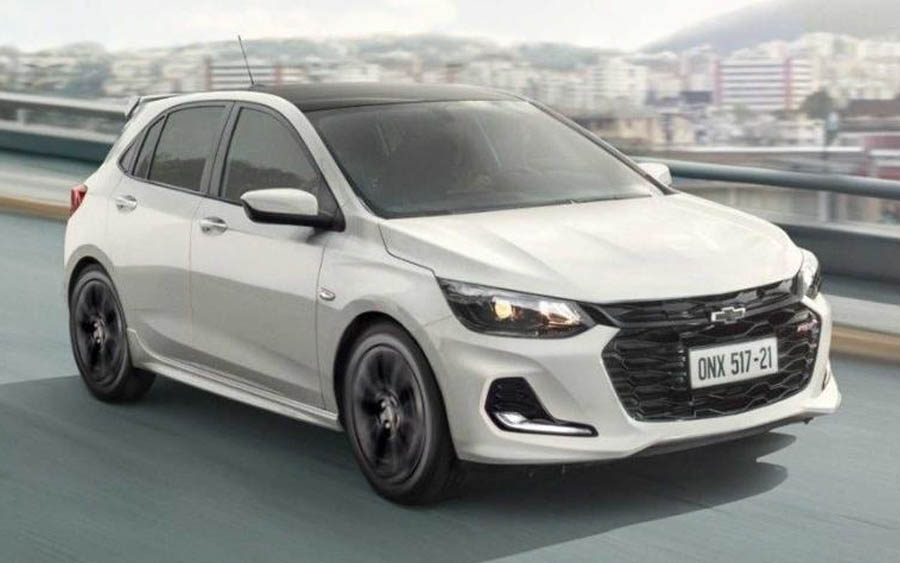O que esperar do novo Chevrolet Onix RS