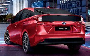 Confira os destaques do Toyota Prius 2020