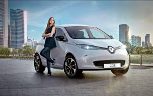 Renault ZOE: elétrico e moderno