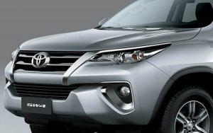 SUV SW4 2020 da Toyota é sucesso entre os consumidores