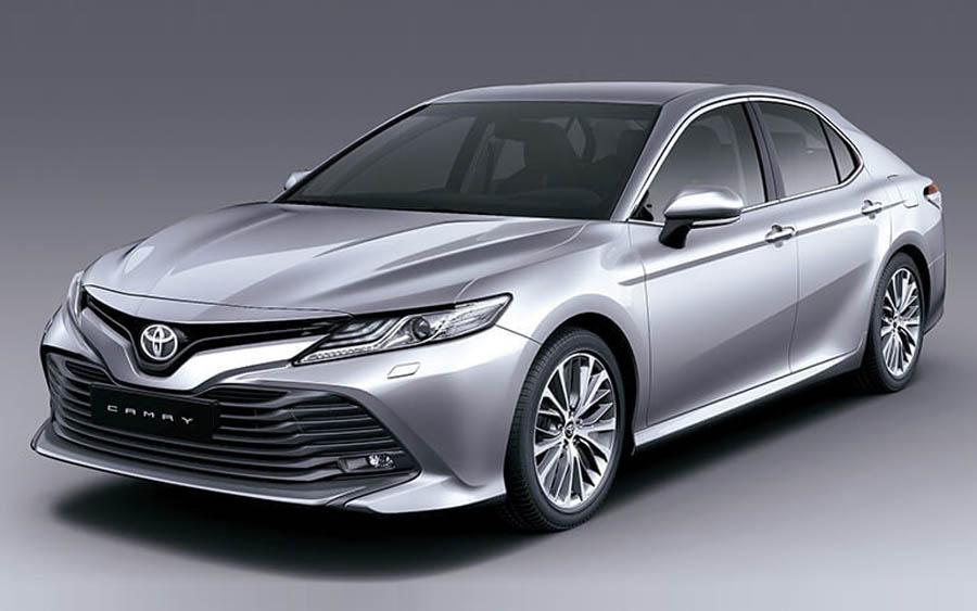 Toyota Camry 2020 é a opção ideal para quem procura sofisticação, desempenho e conforto