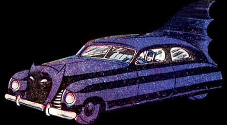 Batmóvel - 1948 - 1949