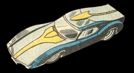 Batmóvel - 1969