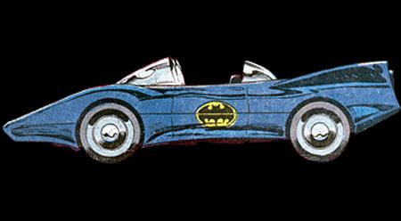 Batmóvel - 1985