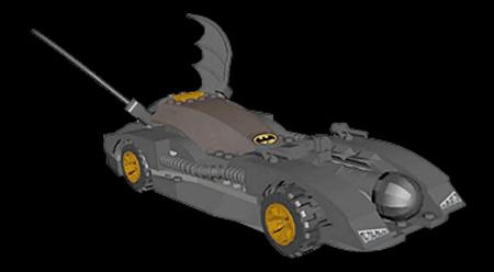 Batmóvel de Lego