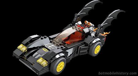 Batmóvel - 2012 - Lego