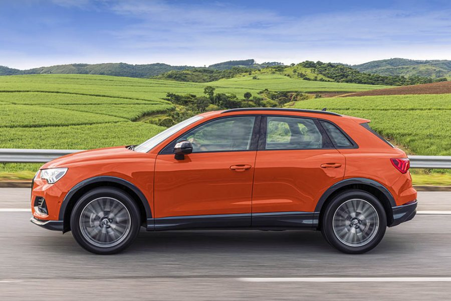 SUV incorpora a nova linguagem de design e tecnologia da família Q