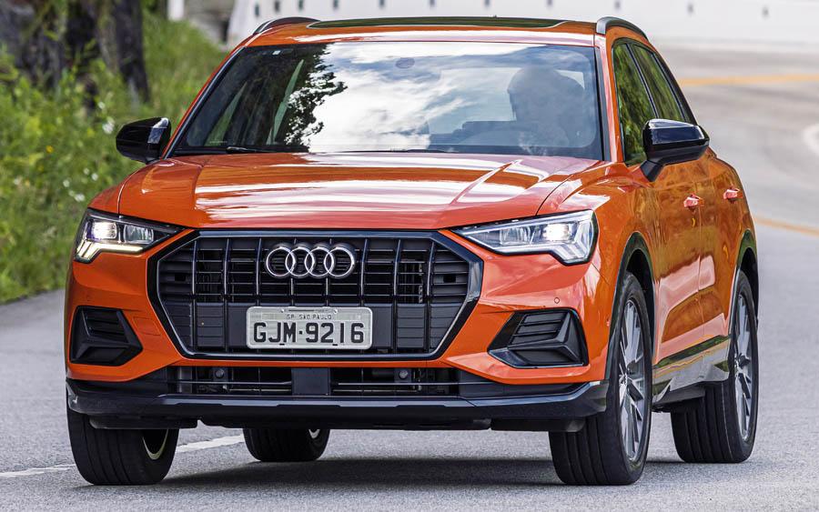 Preço do Audi Q3 não é pra qualquer bolso, mas o carro é lindo