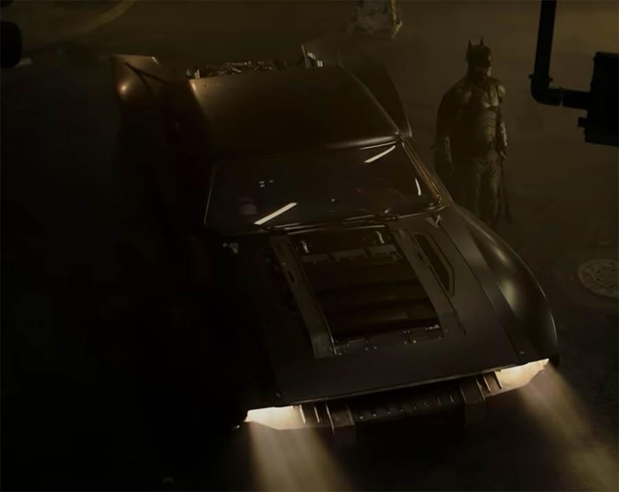 Batmobile 2021