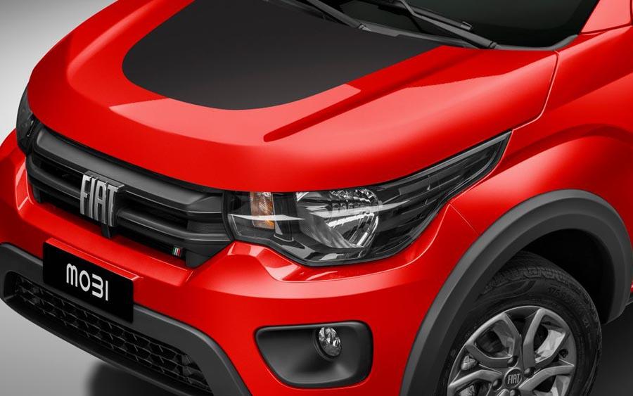 Fiat Mobi 2021 ganha nova versão Trekking