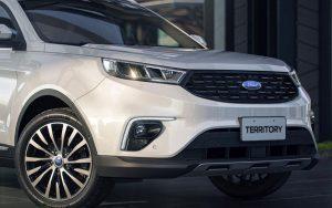 Valor do Ford Territory está perto dos R$ 180 mil