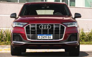 Audi Q7 é um SUV de 7 lugares e muita tecnologia
