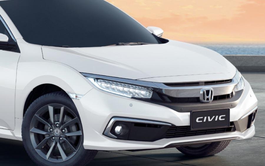 Estas são as novidades do Honda Civic 2021