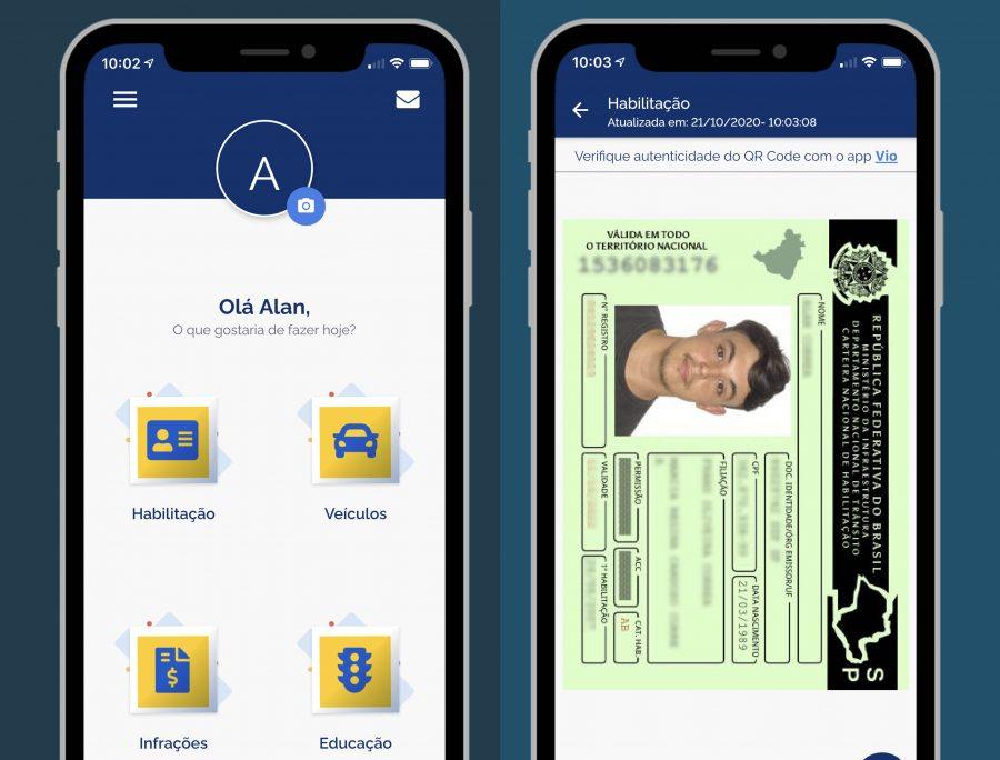CNH Digital pelo celular