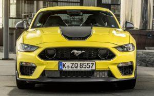 Confira o Ford Mustang Mach 1 que chegou… na Europa