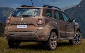 Renault Duster 2021 ganhou novo visual