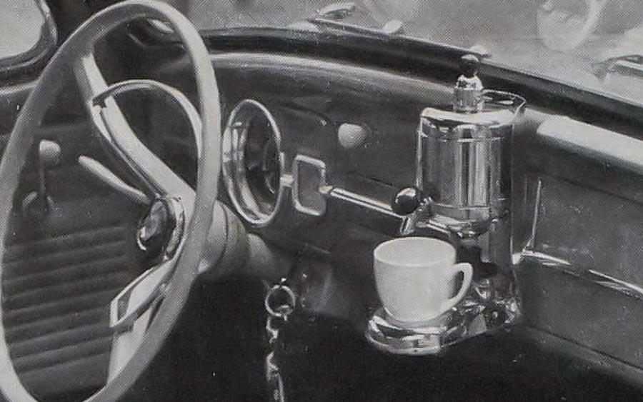 Fuscas dos anos 50 vinham com cafeteira? Conheça essa curiosidade