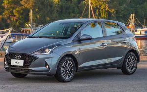 Hyundai HB20 hatchback e sedan 2021 seguem novo visual