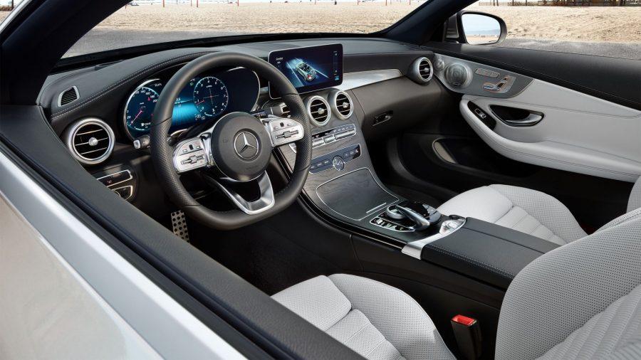 Mercedes Classe C 300 Cabriolet