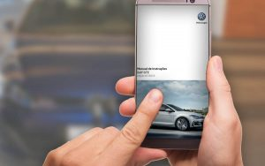 Volkswagen disponibiliza manual do proprietário online