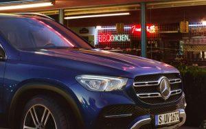 Mercedes GLE é um SUV para quem quer tranquilidade