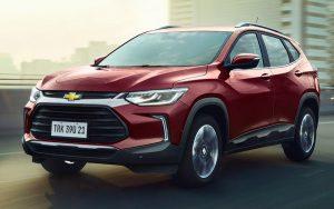 Novo Chevrolet Tracker 2021 é um SUV com bom preço
