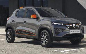 Renault Kwid vira Dacia Spring como carro elétrico para a Europa