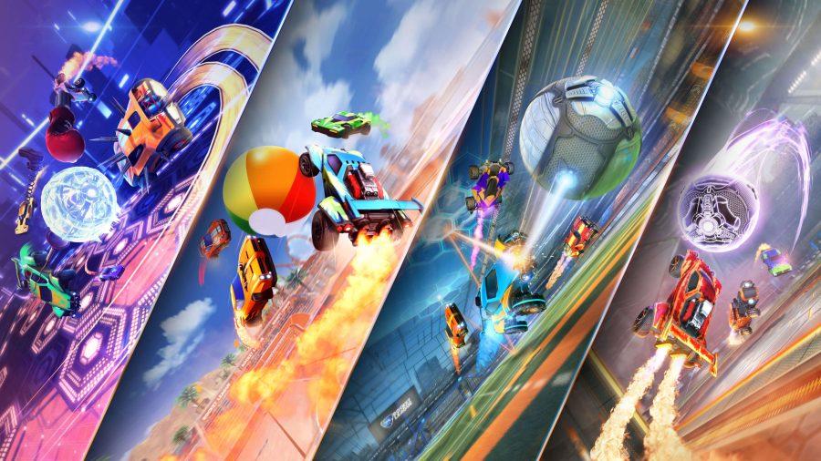 Rocket League é um jogo eletrônico de futebol veicular desenvolvido e publicado pela Psyonix. Foi lançado pela primeira vez para Microsoft Windows e PlayStation 4 em julho de 2015, com as portes para o Xbox One, MacOS, Linux e Nintendo Switch sendo lançados posteriormente.
