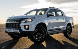 Chevrolet apresenta nova S10 Cabine Dupla 2021