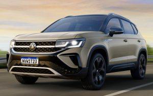 Volkswagen Taos 2022, o novo SUV rival do Jeep Compass