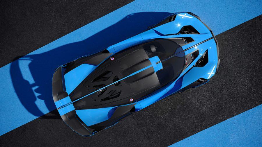 Este é o Bugatti mais radical já feito