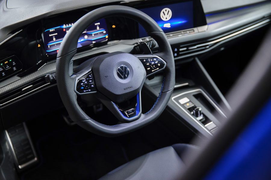 Volkswagen Golf R 2021