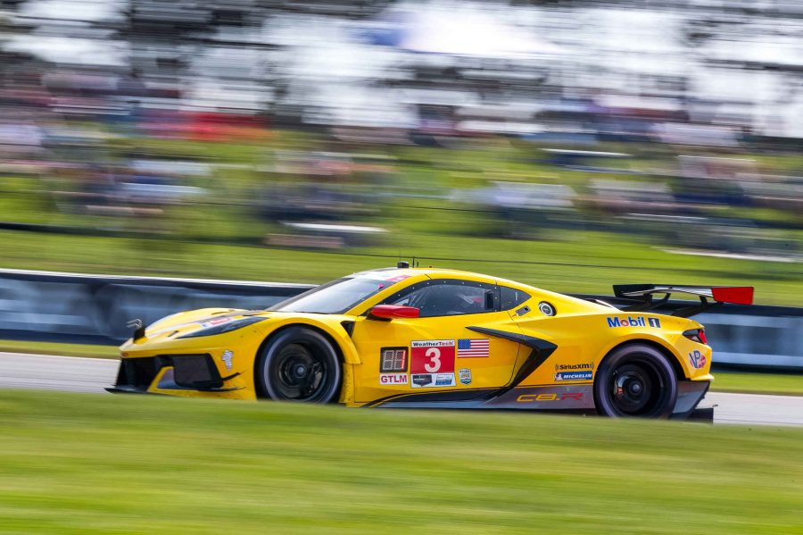 Corvette C8.R Mid-Ohio
