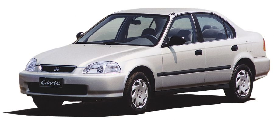 6ª Geração do Honda Civic