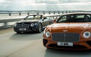 Bentley Continental GT é um sonho para poucos