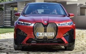 BMW iX, primeiro SAV 100% elétrico
