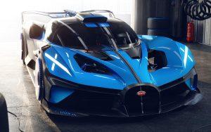 Bugatti Bolide é um hipercarro cheio de novidades