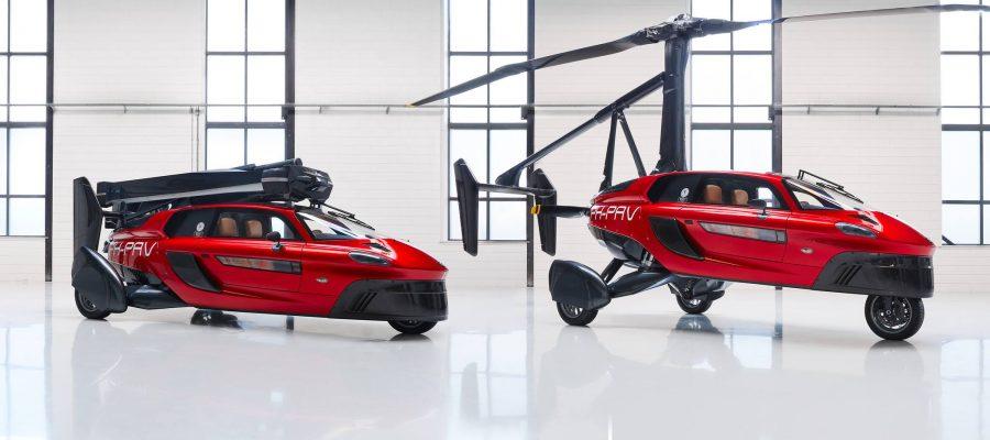 Carro voador da Pal-V