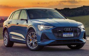 E-tron, o SUV 100% elétrico Audi