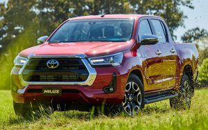 Estas são as novidades da nova Toyota Hilux 2021