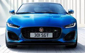 Jaguar F-Type 2021 é um verdadeiro puro-sangue
