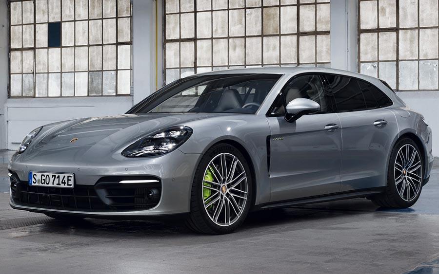 Seu novo Porsche Panamera pode ter até 700 cv