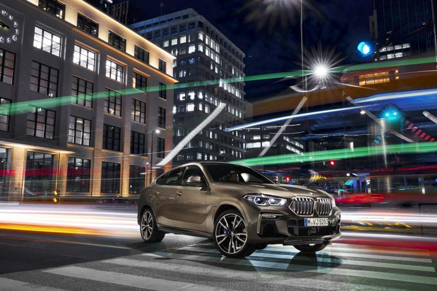BMW lança nova geração do X6 no Brasil
