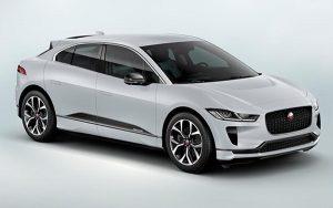 I-PACE o SUV da Jaguar 100% elétrico