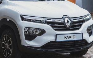 Renault Kwid 2021 promete ser mais potente e seguro