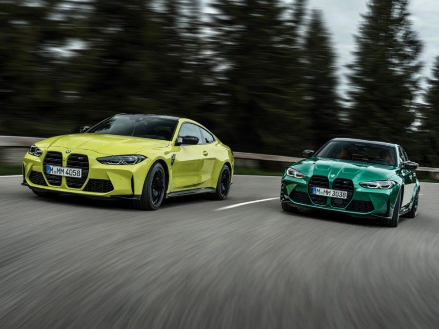 Novo BMW M3 (foto: reprodução)
